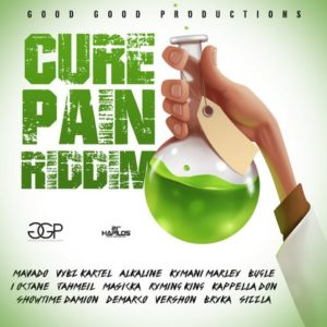 cure-pain-riddim-cover
